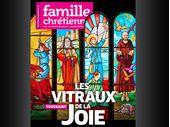 A la une de Famille Chrétienne pour la Toussaint