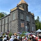 5000 personnes aux Colimaçons pour la fête du Sacré-Coeur