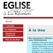 """""""Eglise à la Réunion"""" consacre un article aux Colimaçons"""
