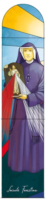 Sainte Faustine Kowalska