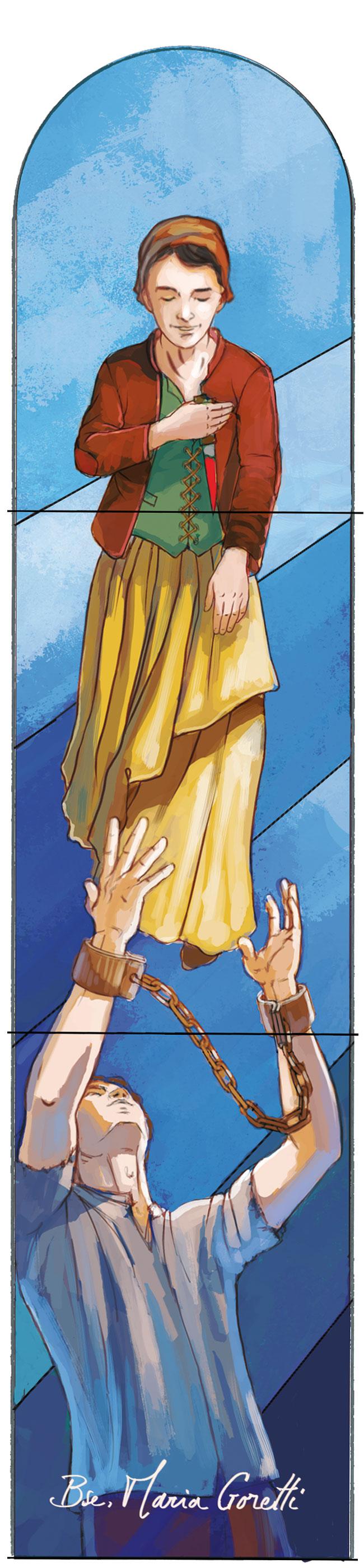 Sainte Maria Goretti