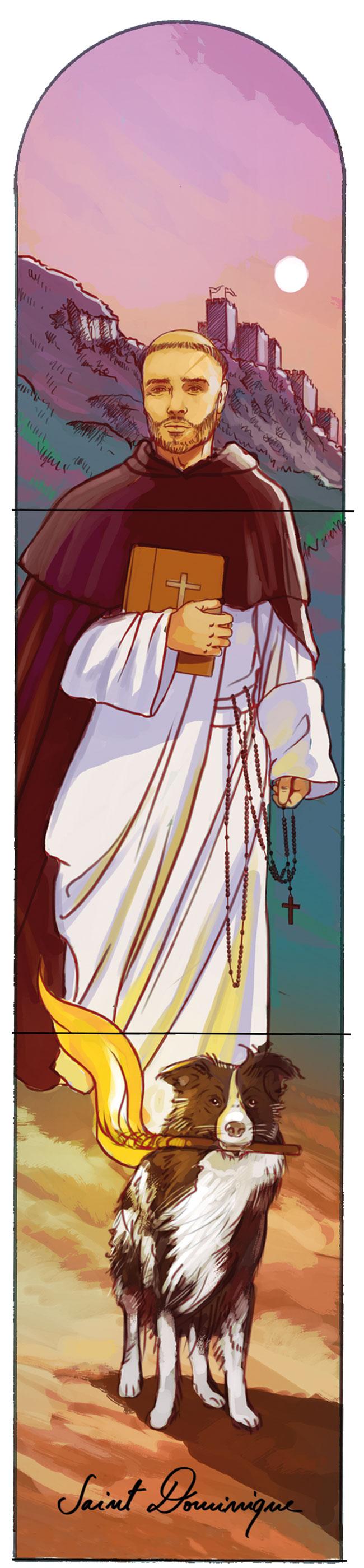 Saint Dominique de Guzman