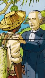 Bienheureux Scubilion Rousseau